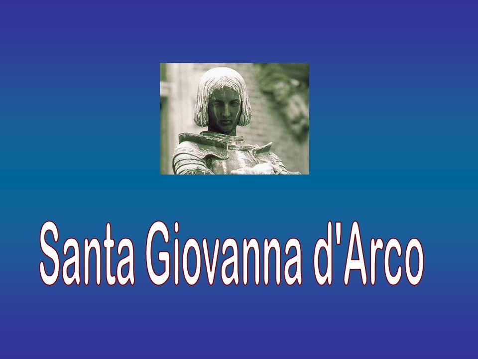 Santa Giovanna d Arco