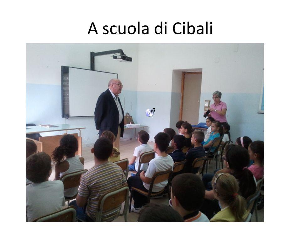 A scuola di Cibali A scuola di Cibali