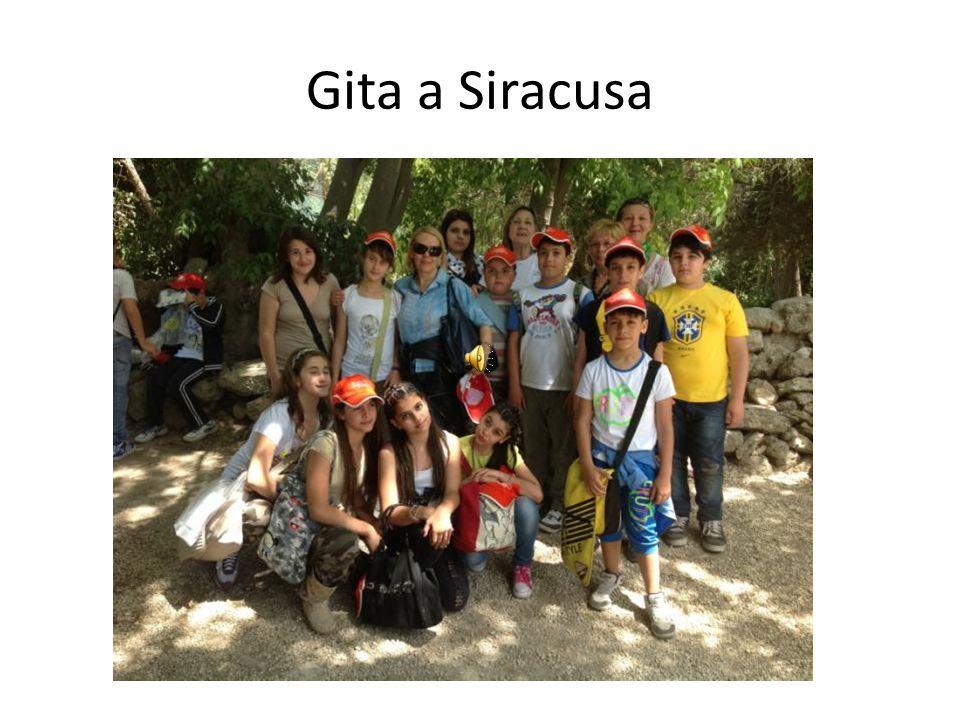 Gita a Siracusa GITA A SIRACUSA