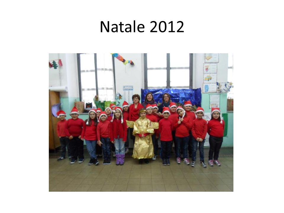 Natale 2012 NATALE 2012