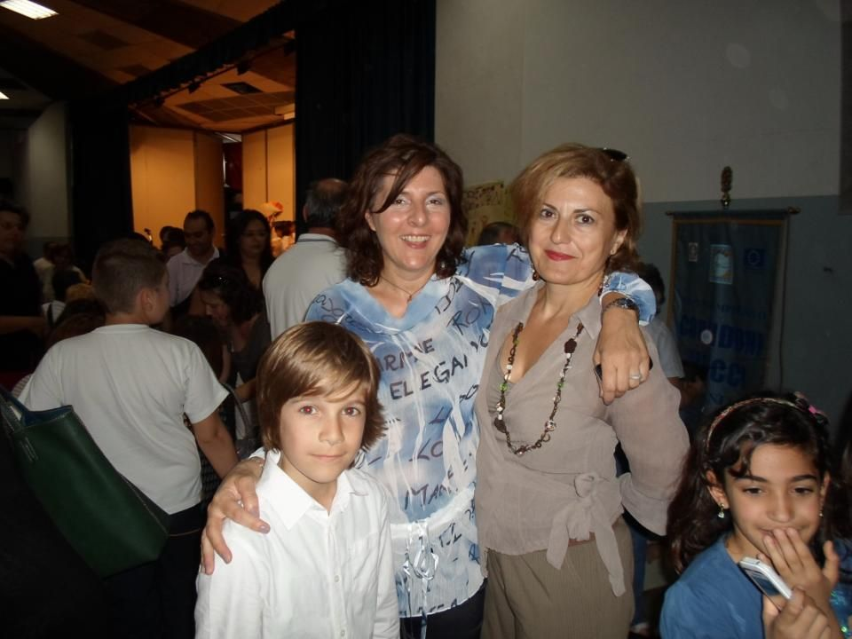 ….con la vicepreside Erminia Salmeri