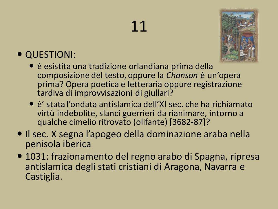 11 QUESTIONI: