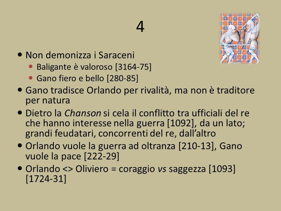 4 Non demonizza i Saraceni