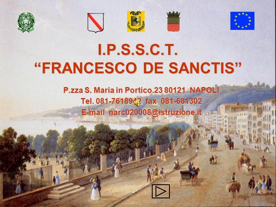 I.P.S.S.C.T. FRANCESCO DE SANCTIS