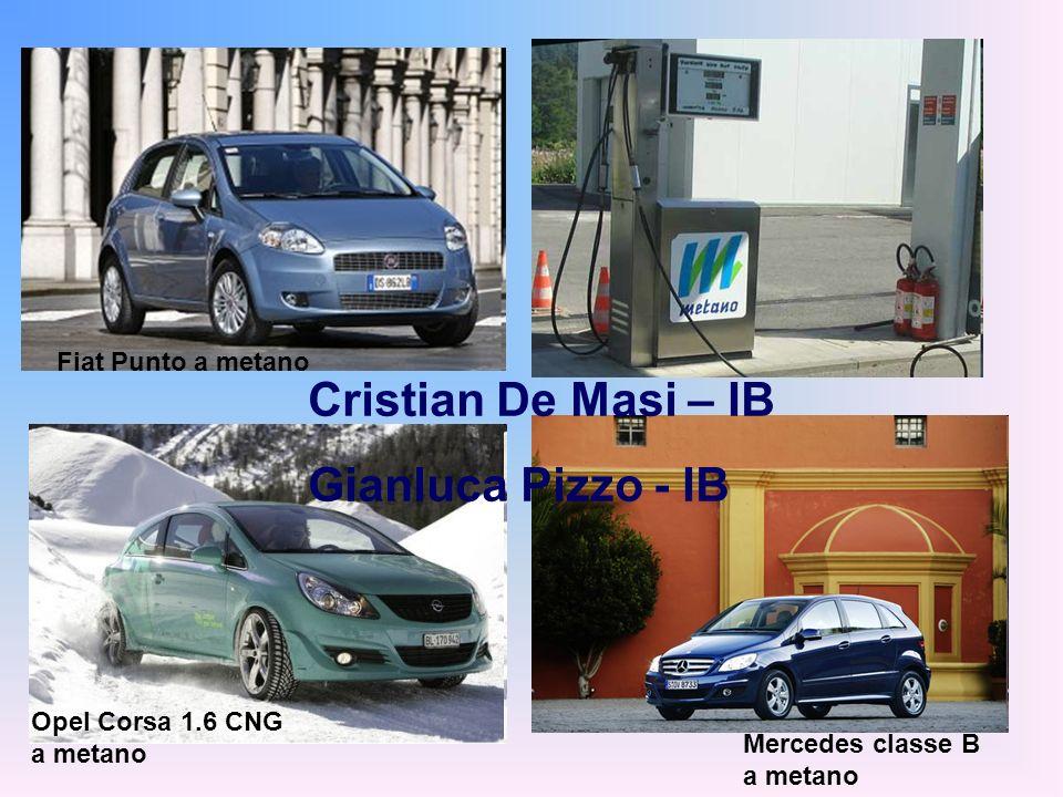 Cristian De Masi – IB Gianluca Pizzo - IB Fiat Punto a metano