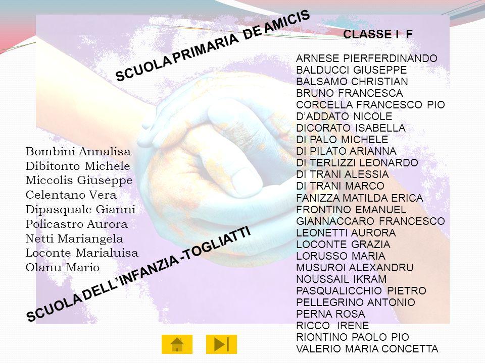 SCUOLA PRIMARIA DE AMICIS