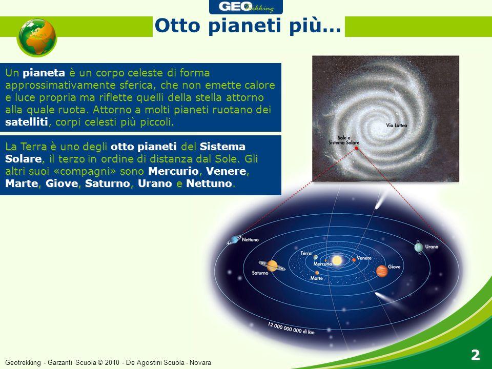Otto pianeti più…