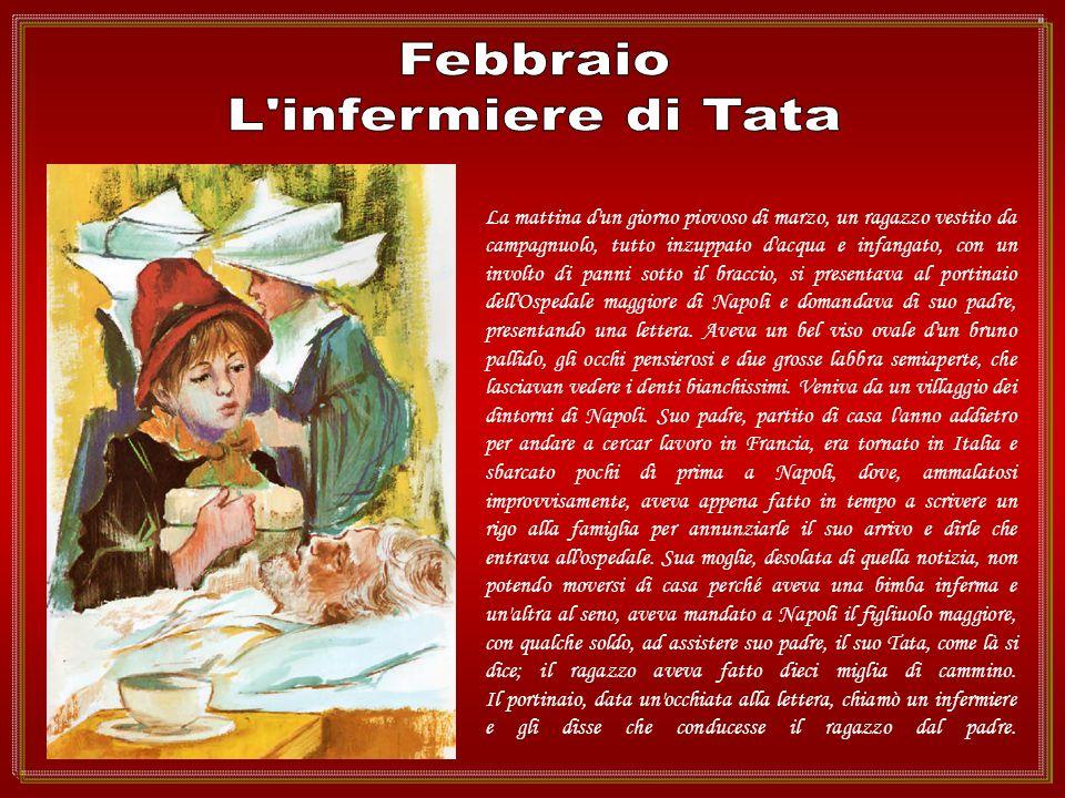 Febbraio L infermiere di Tata