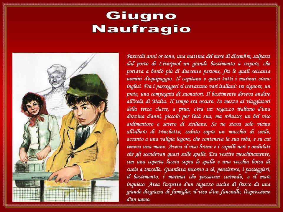 Giugno Naufragio.