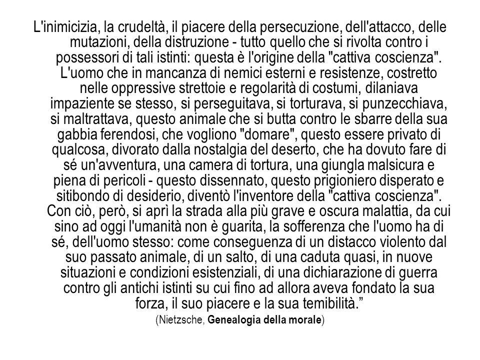 (Nietzsche, Genealogia della morale)