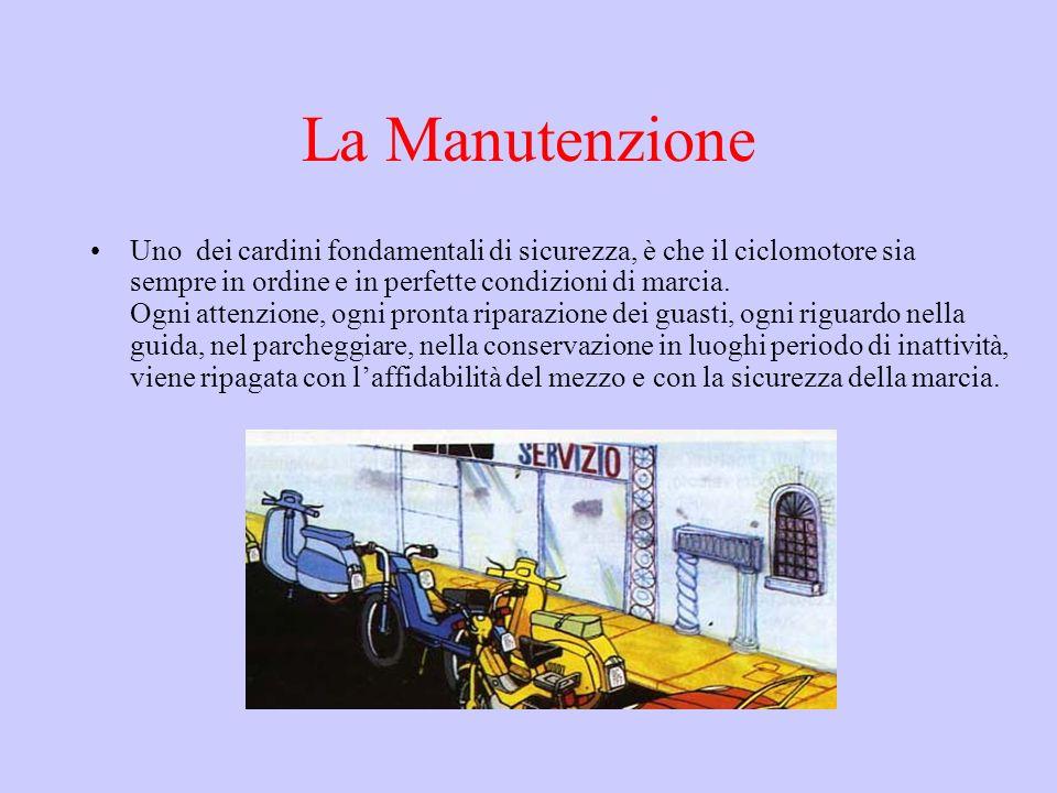 La Manutenzione