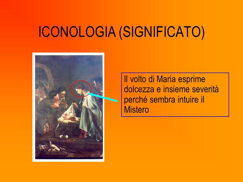 ICONOLOGIA (SIGNIFICATO)