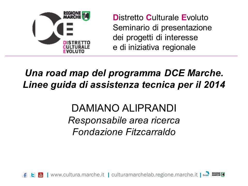 Responsabile area ricerca Fondazione Fitzcarraldo