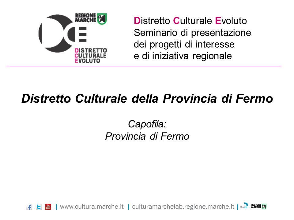 Distretto Culturale della Provincia di Fermo