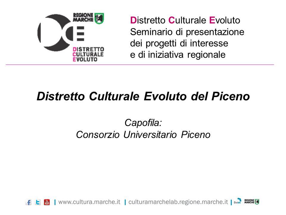 Distretto Culturale Evoluto del Piceno