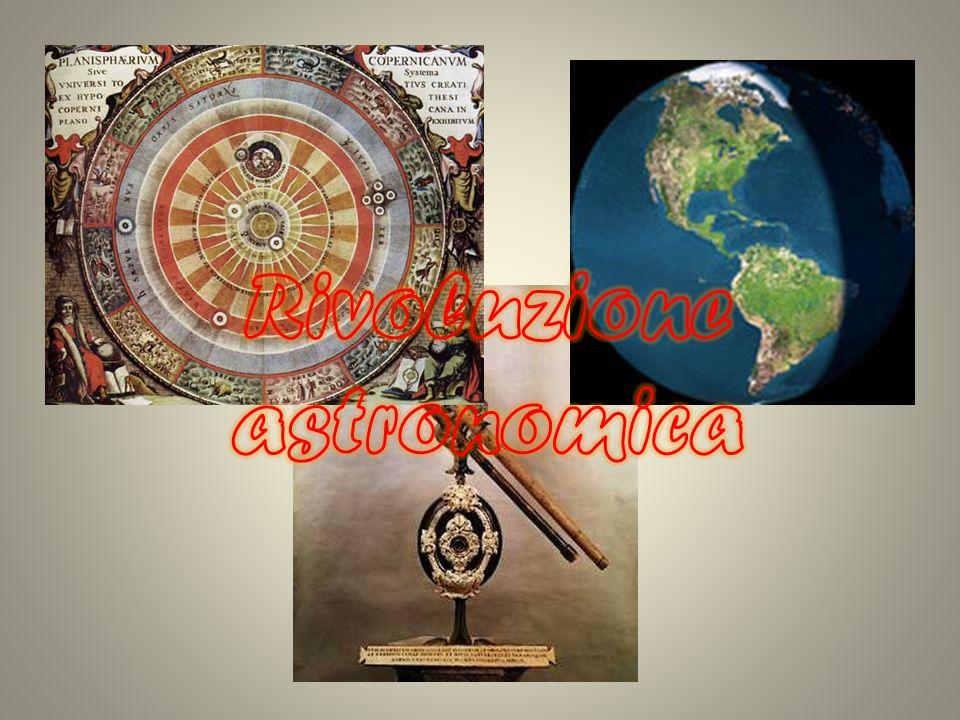 Rivoluzione astronomica