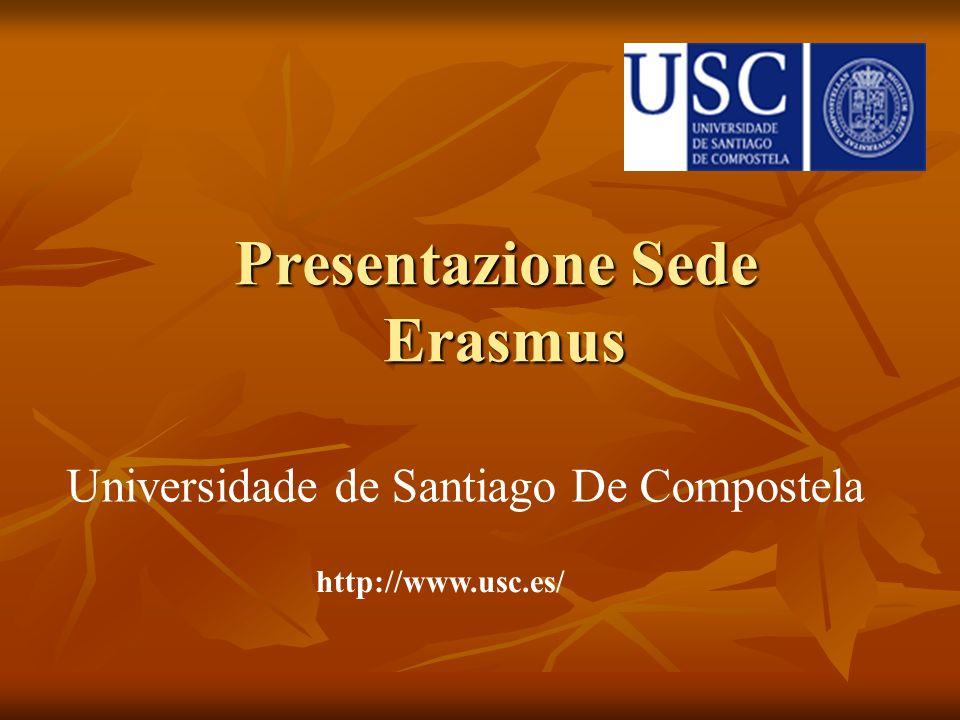 Presentazione Sede Erasmus