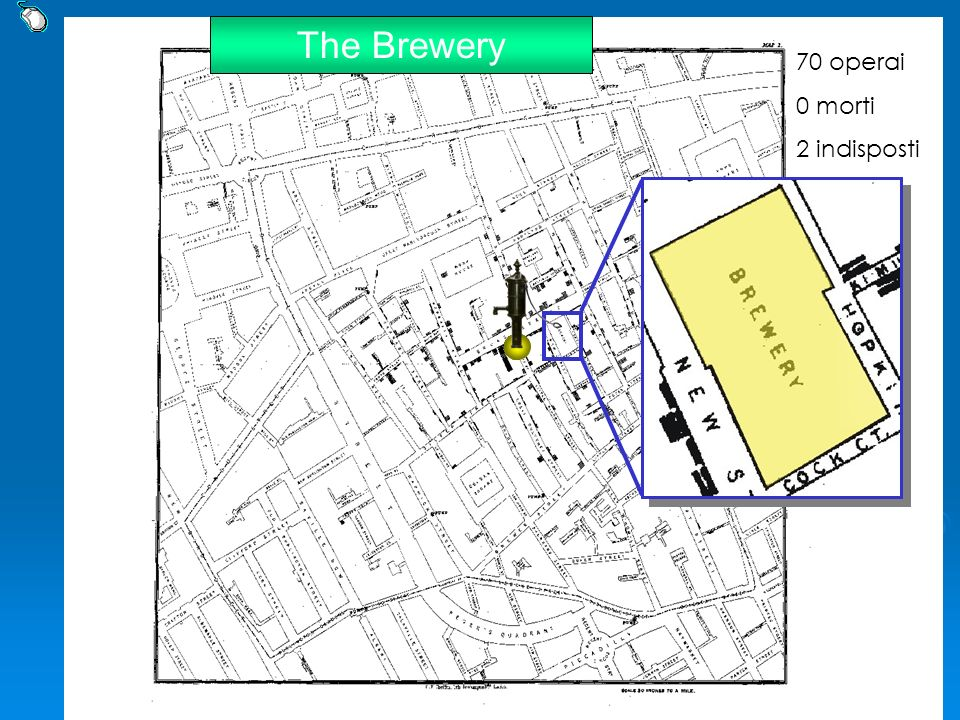 The Brewery 70 operai 0 morti 2 indisposti
