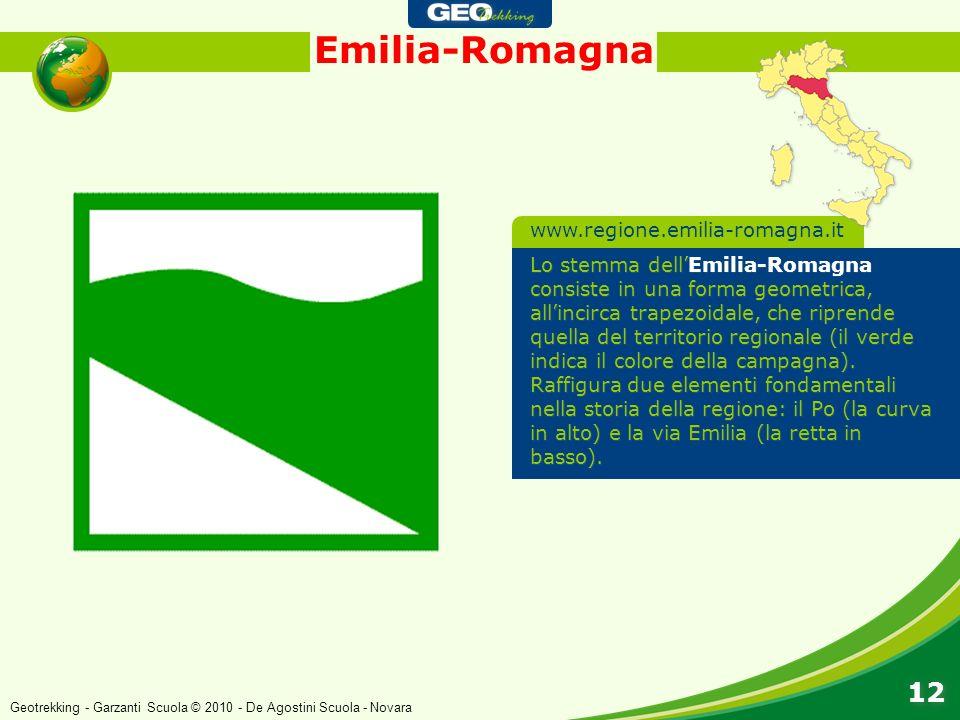 Emilia-Romagna 12 www.regione.emilia-romagna.it