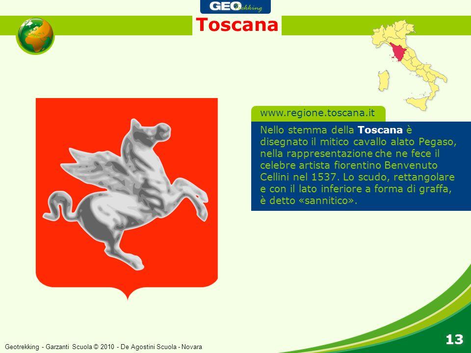 Toscana 13 www.regione.toscana.it