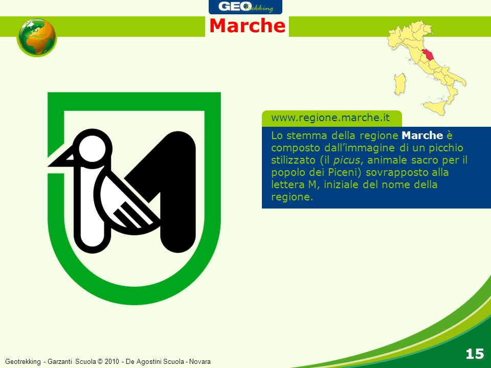 Marche 15 www.regione.marche.it
