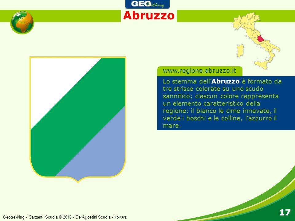 Abruzzo 17 www.regione.abruzzo.it