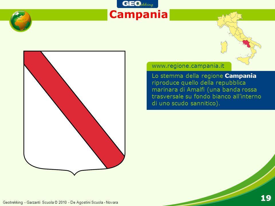 Campania 19 www.regione.campania.it