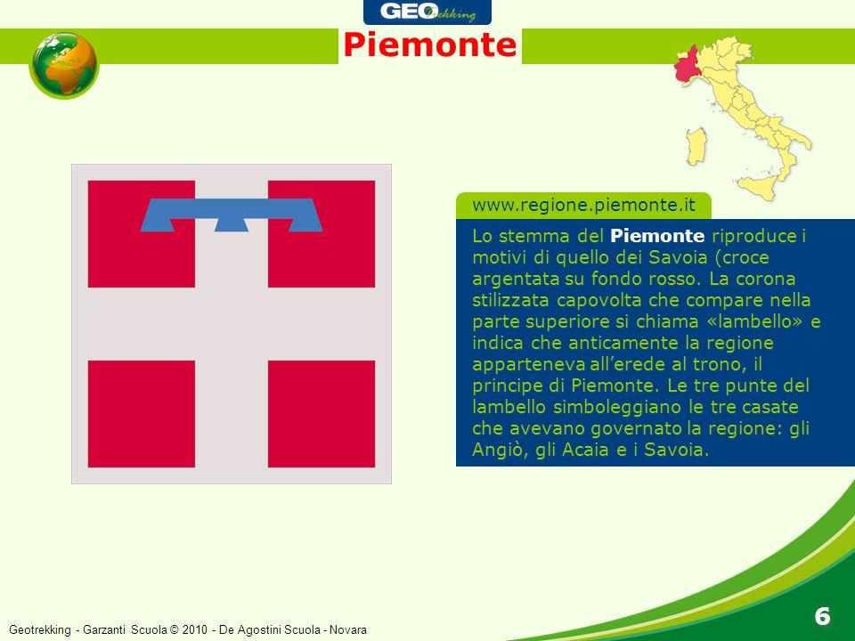 Piemonte 6 www.regione.piemonte.it