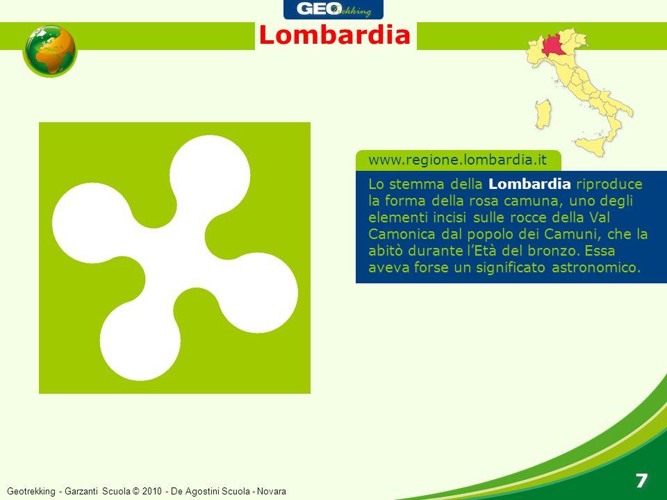 Lombardia 7 www.regione.lombardia.it