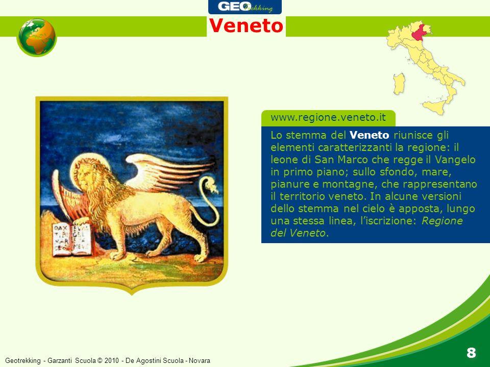 Veneto 8 www.regione.veneto.it