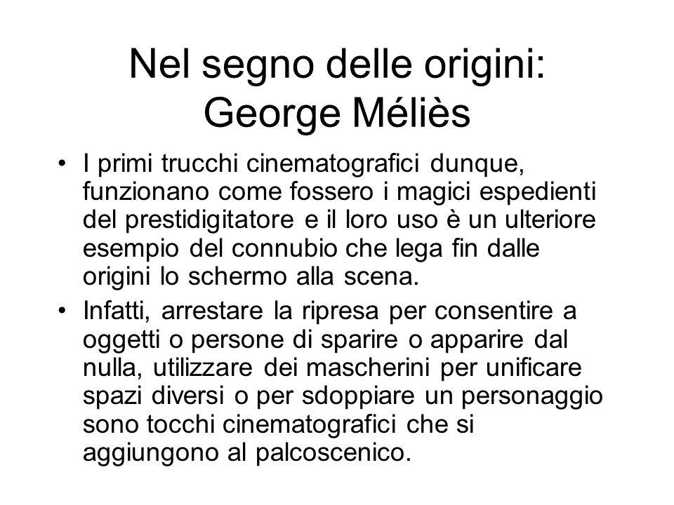 Nel segno delle origini: George Méliès