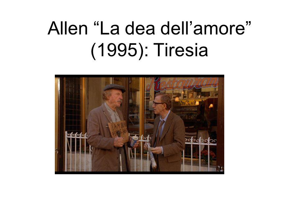Allen La dea dell'amore (1995): Tiresia