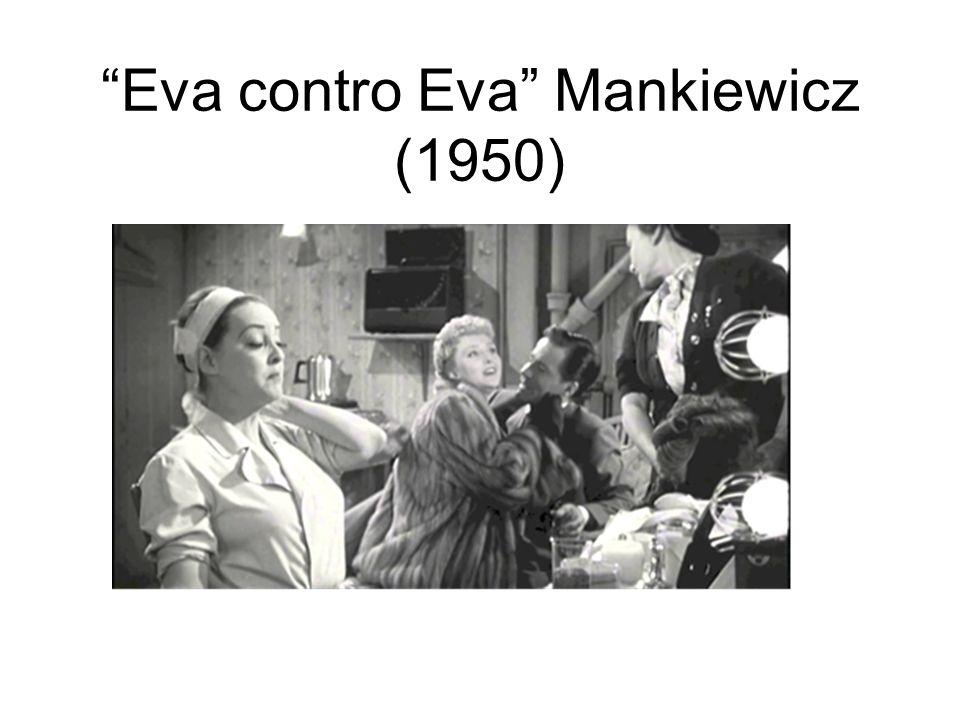 Eva contro Eva Mankiewicz (1950)