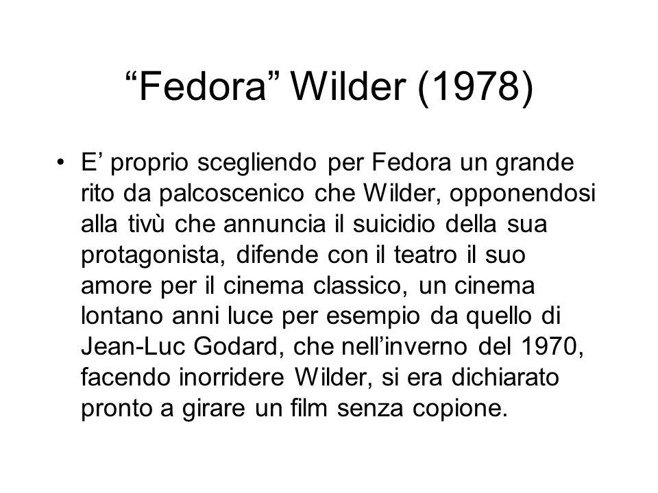 Fedora Wilder (1978)
