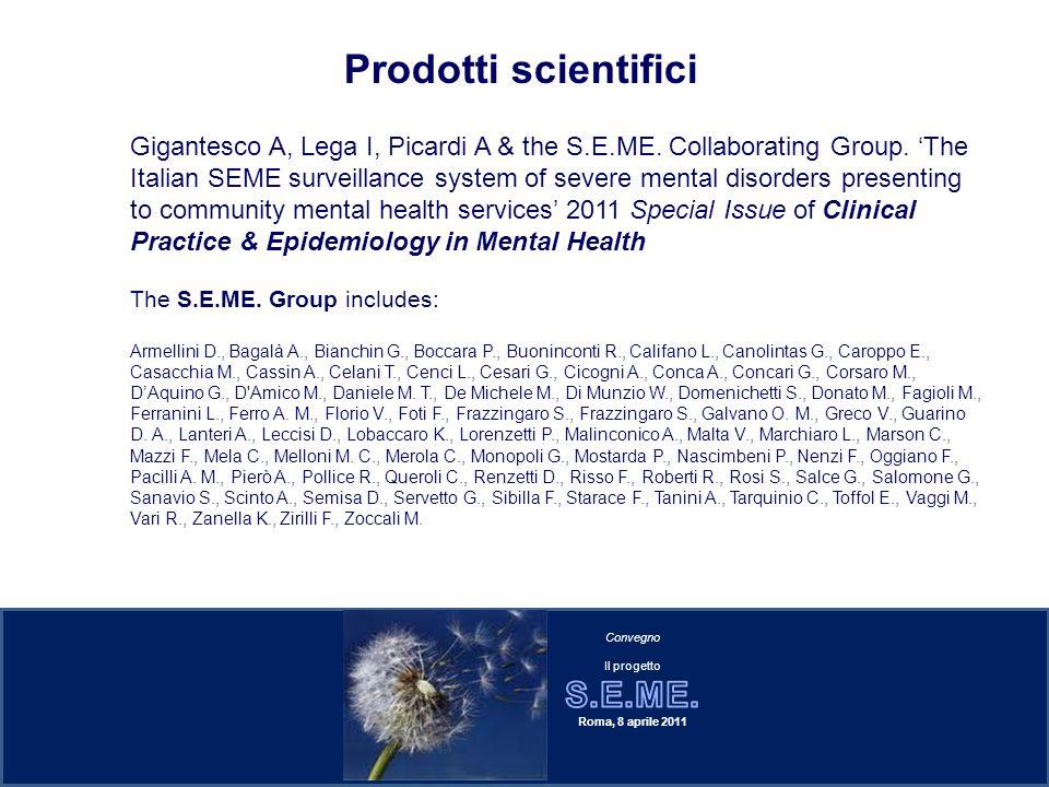 Prodotti scientifici S.E.ME. S.E.ME.