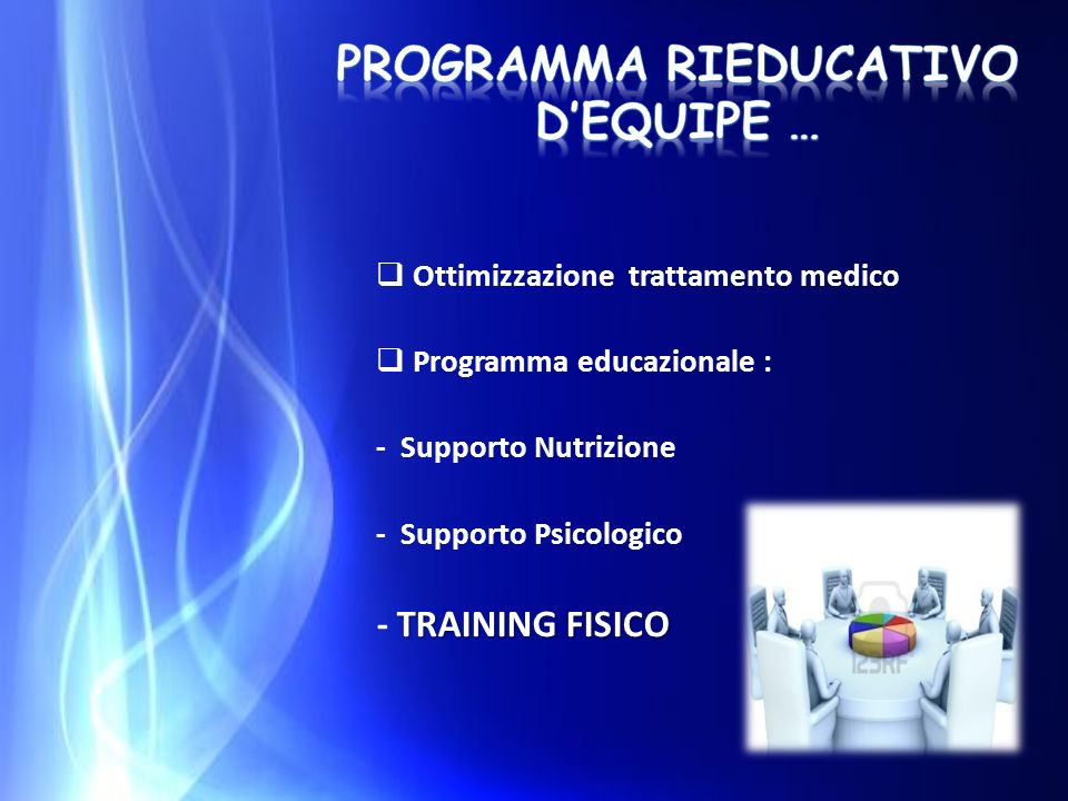 Programma Rieducativo