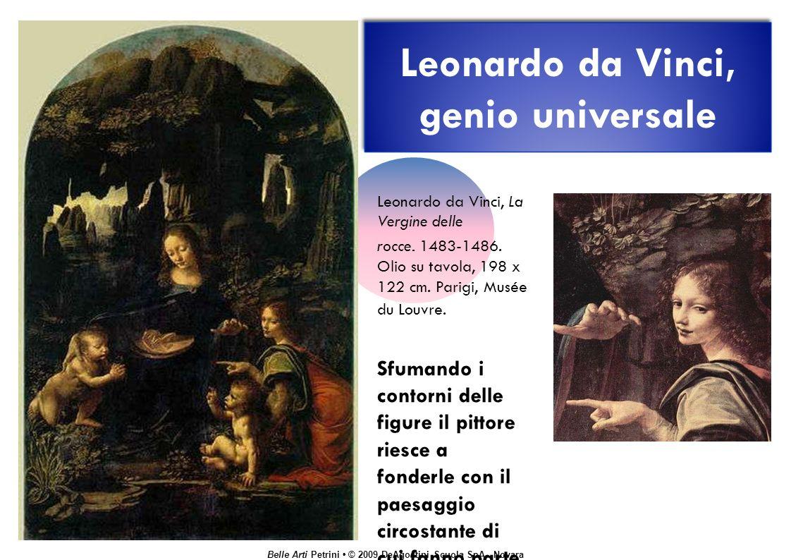 Leonardo da Vinci, genio universale