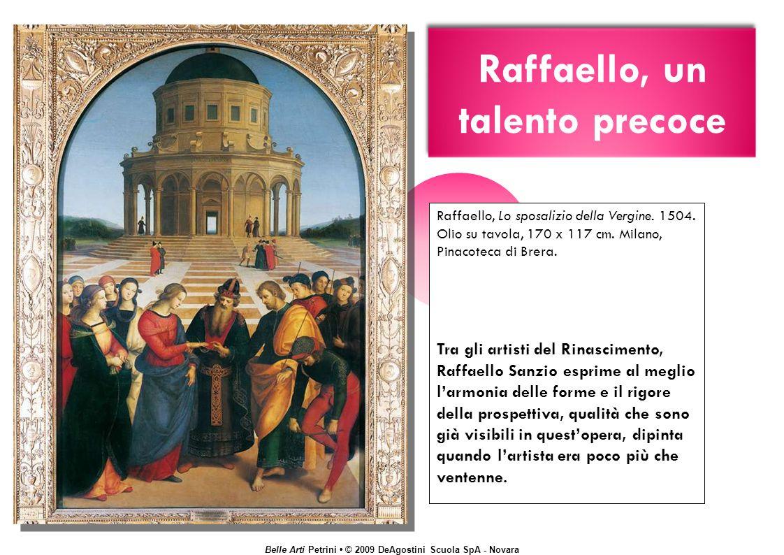 Raffaello, un talento precoce