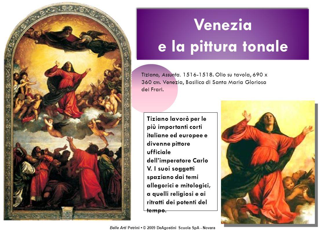 Venezia e la pittura tonale