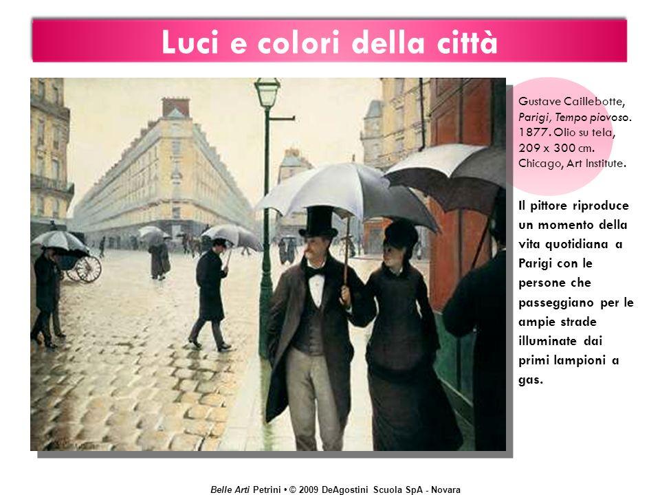 Luci e colori della città
