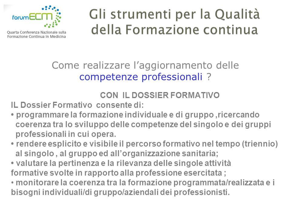 Come realizzare l'aggiornamento delle competenze professionali
