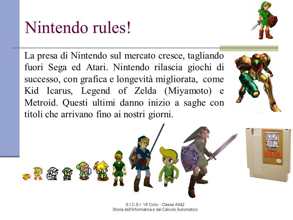 Nintendo rules!