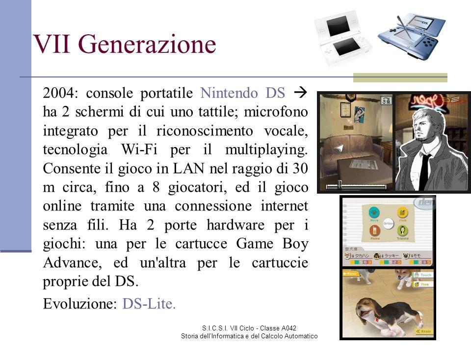 VII Generazione