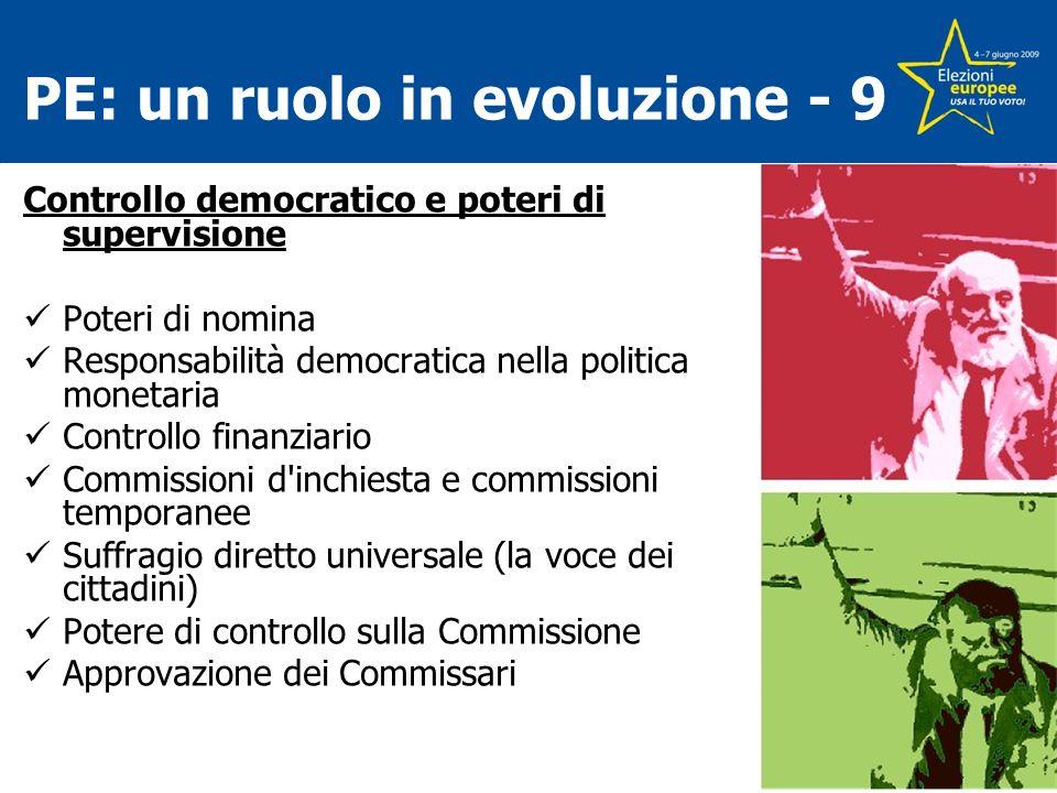 PE: un ruolo in evoluzione - 9