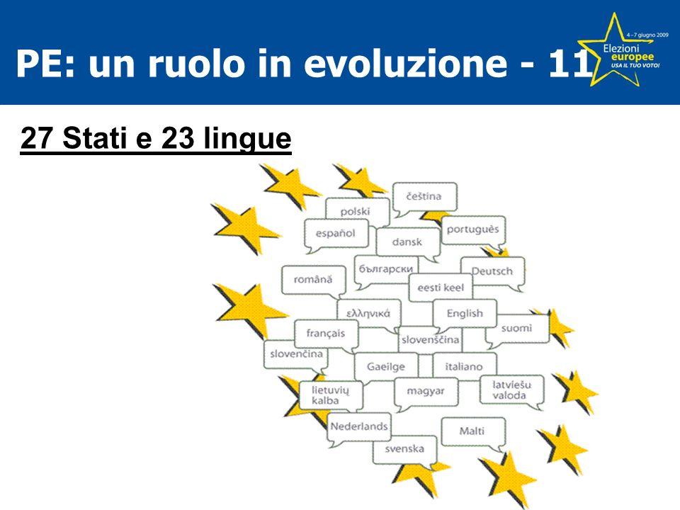 PE: un ruolo in evoluzione - 11