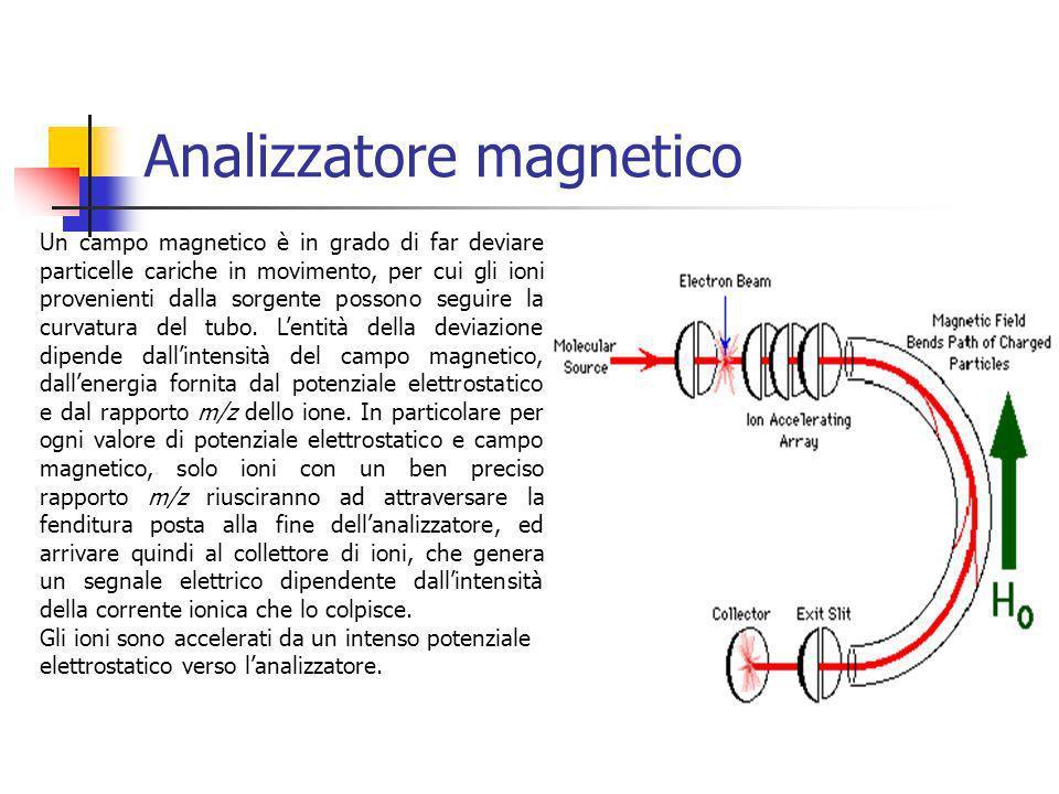 Analizzatore magnetico