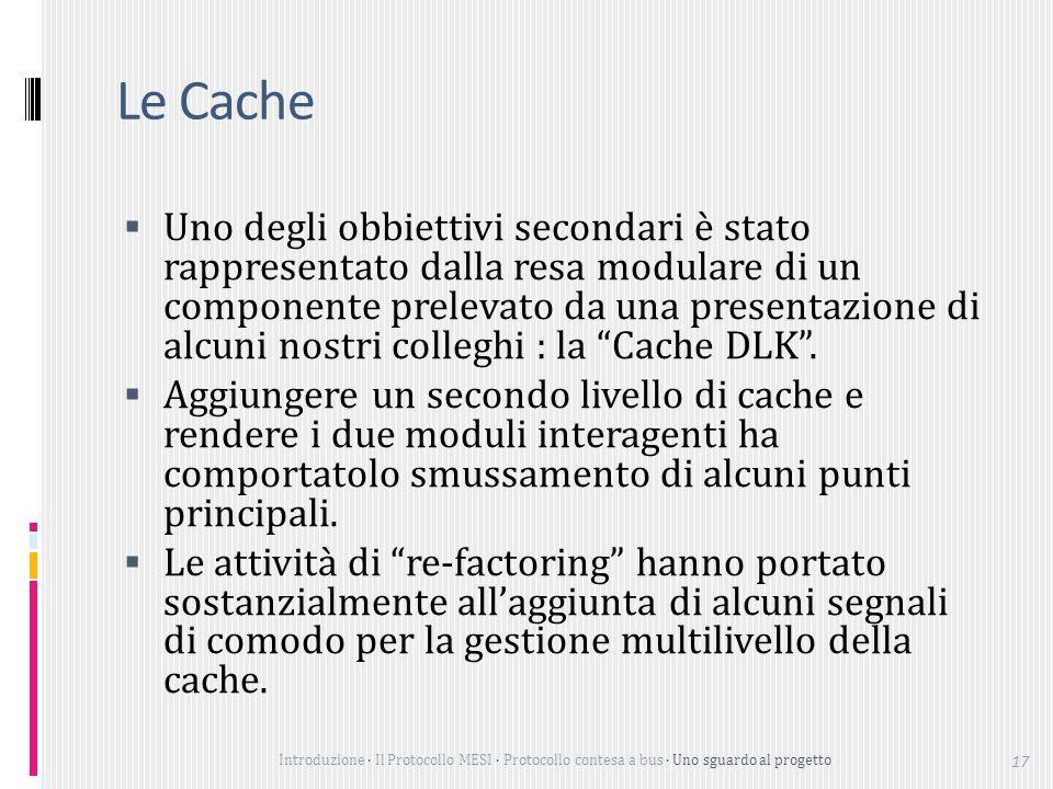 Le Cache