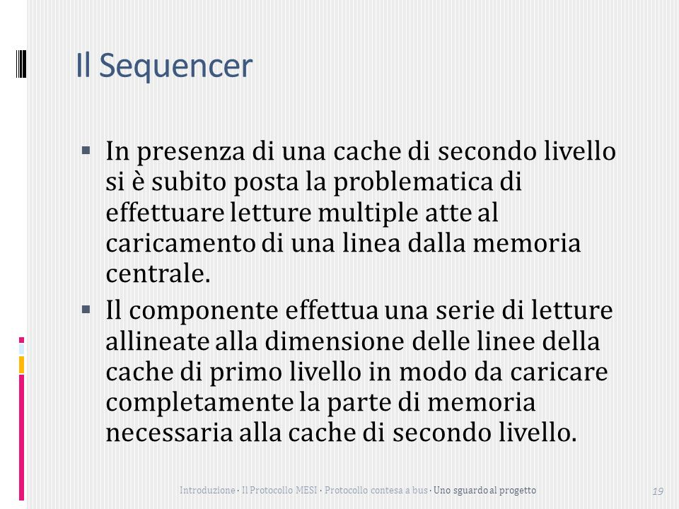 Il Sequencer