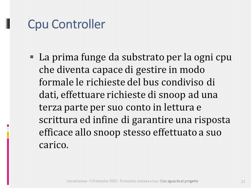 Cpu Controller