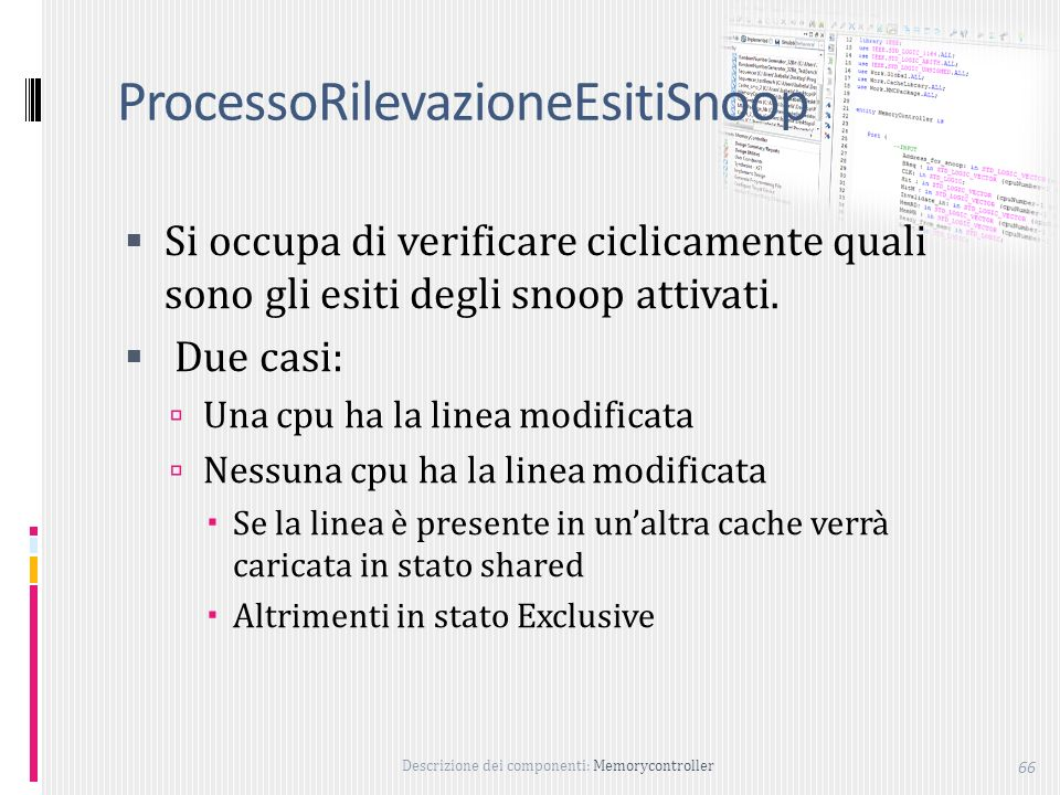 ProcessoRilevazioneEsitiSnoop